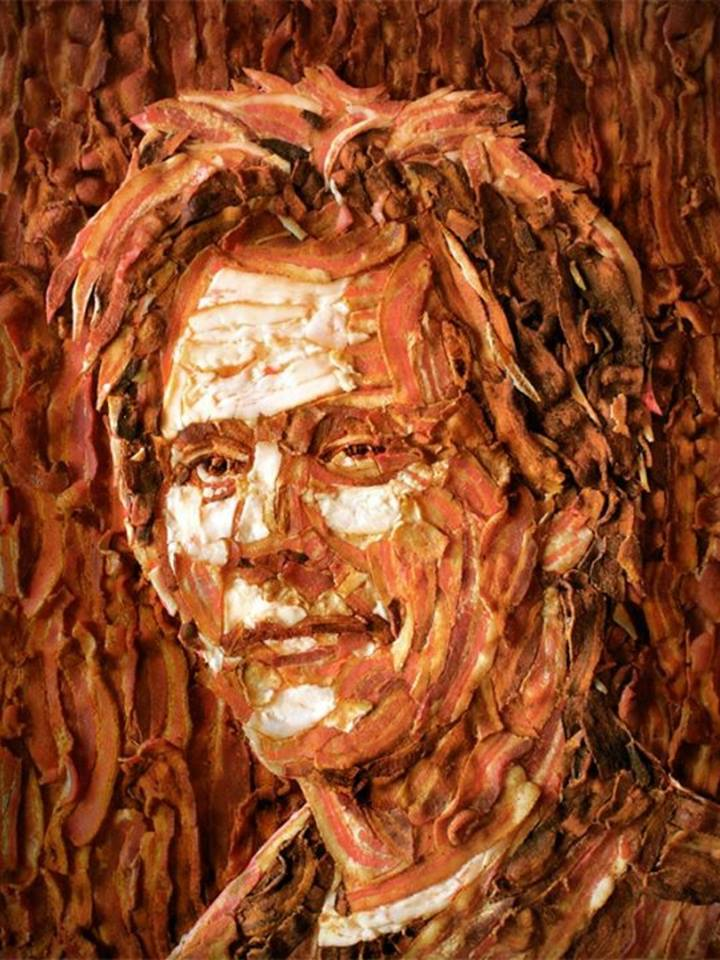 Bacon art